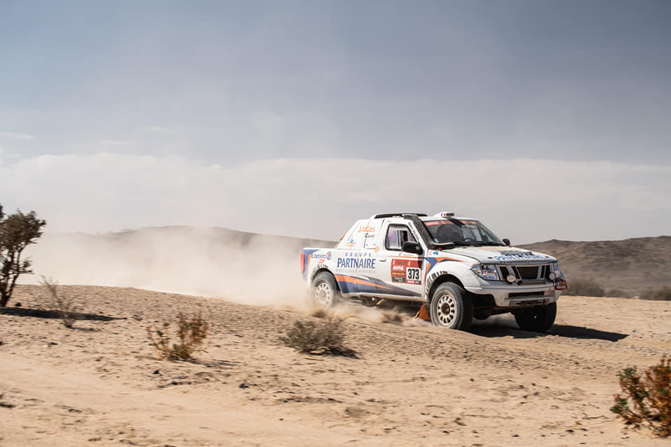 Dakar 2021 Team Sodicars Racing